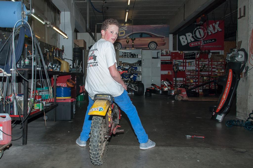 Actie Karting